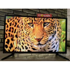 Телевизор Yuno ULX-32TCS226 - Заряженный Смарт телевизор с голосовым управлением и Онлайн-телевидением фото