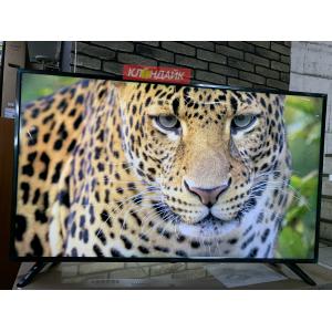 Телевизор ECON EX-60US001B - огромная диагональ, уже настроенный Смарт ТВ под ключ с голосовым управлением фото
