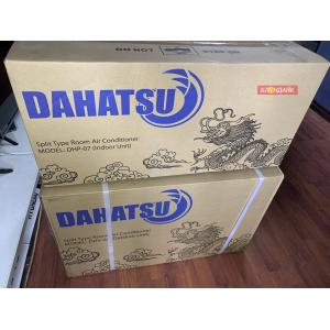 Кондиционер Dahatsu DHP-07/DHV-07 - премиальный японец фото