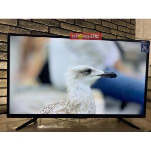 Телевизор Yuno ULX-39TCS221 - 100 сантиметров, полноценный Smart с Wi-Fi, настроен под ключ фото