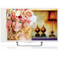 BBK 32LEX-5037/T2C СМАРТ ТВ белого цвета