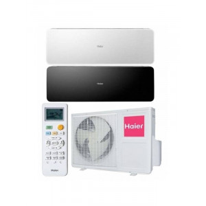 Кондиционер Haier AS18NS4ERA/1U18BS3ERA (белый/бежевый/черный) Lightera Supermatch Inverter фото