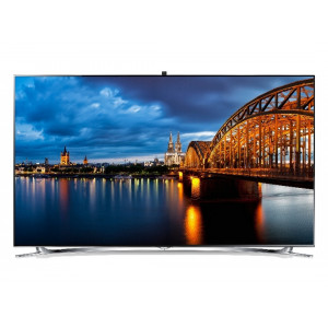 Телевизор Samsung  U46F8000 Smart камера 3D сверхтонкий Black фото