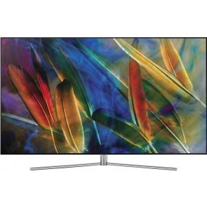 Телевизор Samsung QE55Q7CAM Изогнутый экран Silver фото