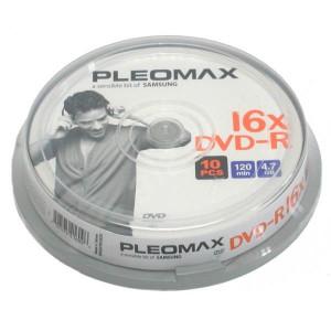 Диск DVD-R Pleomax 4.7Gb 16x фото