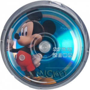 Диск DVD-R disney 6-mickey`s toontown farm-minnie 4.7Gb 16x фото
