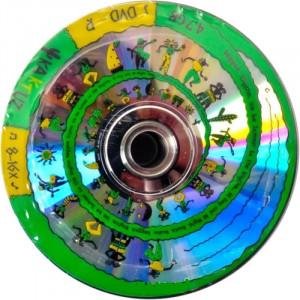 Диск DVD-R KAKTUZ 4.7Gb 16x фото