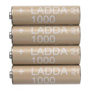 Аккумуляторная батарейка 1000 Ма ЛАДДА фото