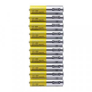 Батарейка щелочная LR03 AAA 1,5В АЛКАЛИСК фото
